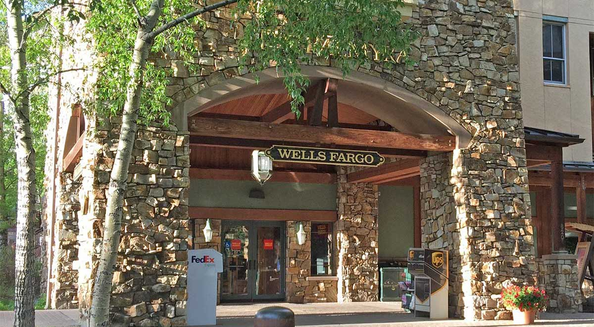 Wells Fargo Telluride Mountain Village 1