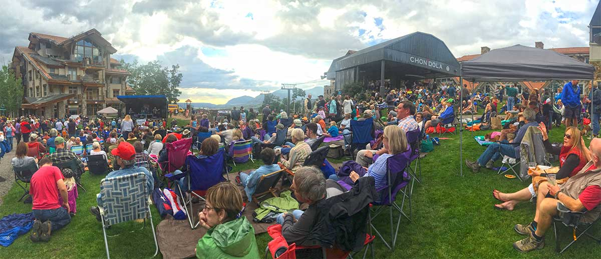 Mountain Village Summer Concert Series 08 2015